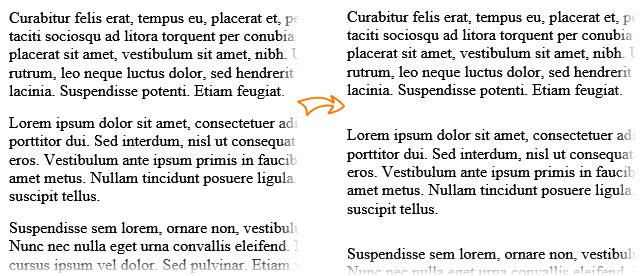 Help please, 'paragraph spacing'?